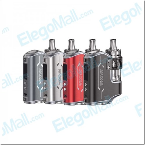 witcher box mod kit 1 thumb2 - 【GIVEAWAY】百戦百勝!高級感Rofvape Witcher Box Mod 75W TCキットが当たる!【elegomall】