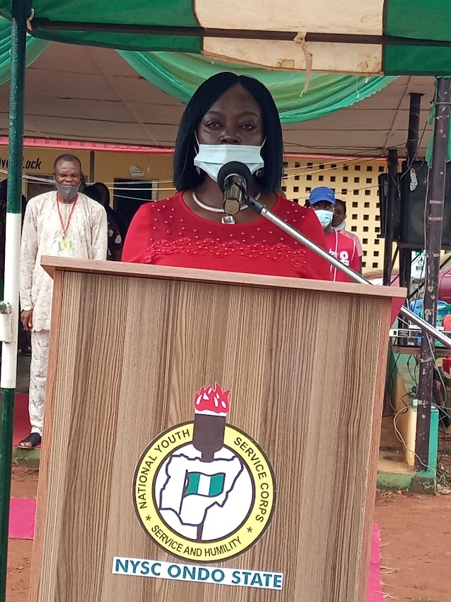 ONDO NYSC: Nnenna Ani reveals why procrastination is injurious, proffers solution