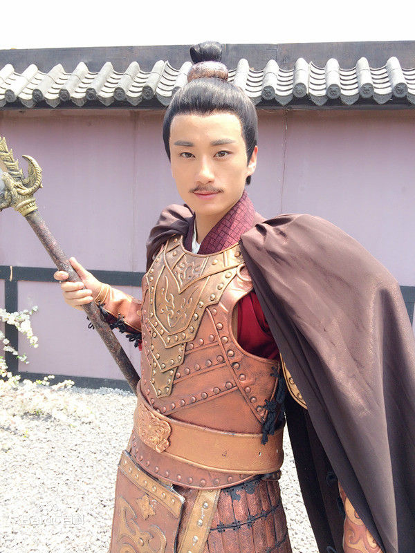 Lin Shan China Actor