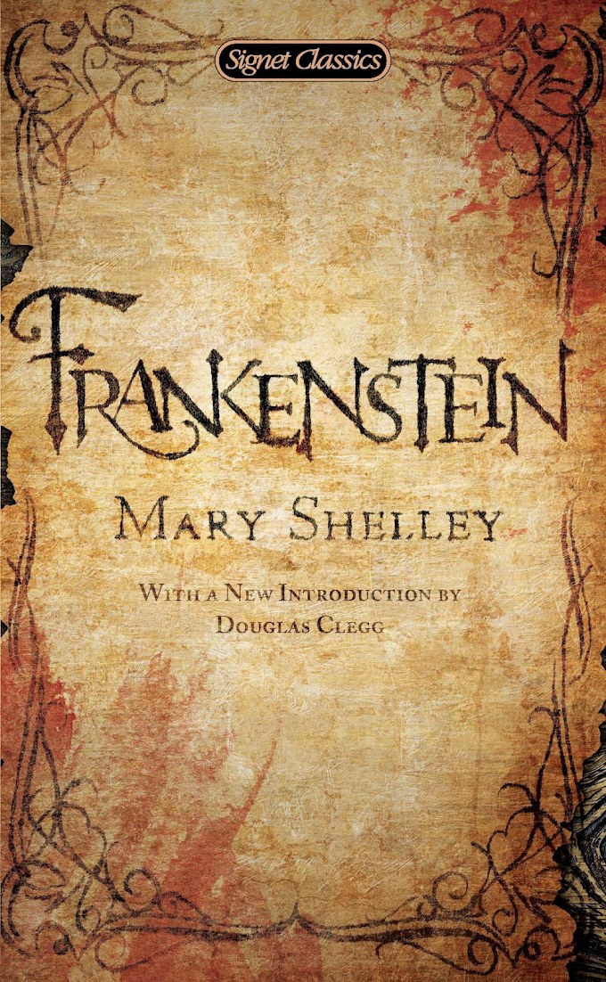 Book Review: Frankenstein by Marry Shelley