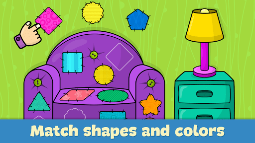Shapes and Colors – Kids games for toddlers - screenshot
