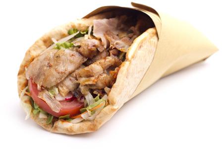 Hinh anh: Banh Sandwich Gyro