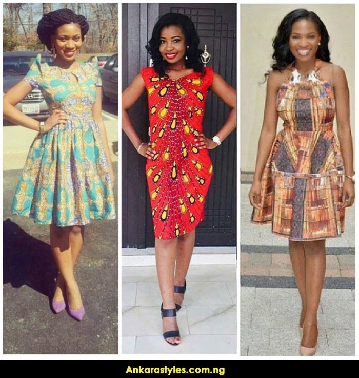 mini ankara short skirts styles (6)
