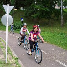 Dopravní hřiště Blansko 2010 - 2011 =  Závěrečné jízdy