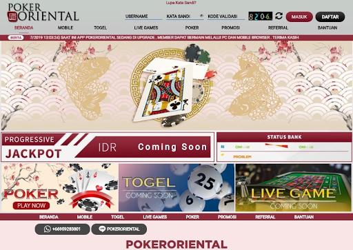 Mengapa Harus Berjudi Online di Situs Pokeroriental?