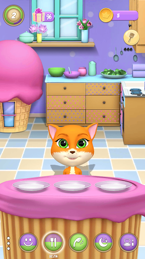 Lily - My Talking Virtual Pet apkdebit screenshots 7