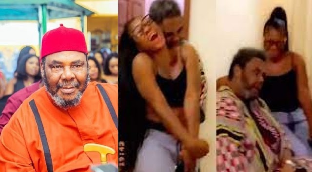 It is now difficult to find a fine Nigerian girl – Pete Edochie