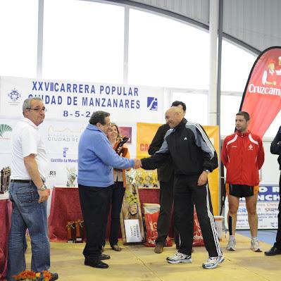 Manzanares 2010 - Trofeos