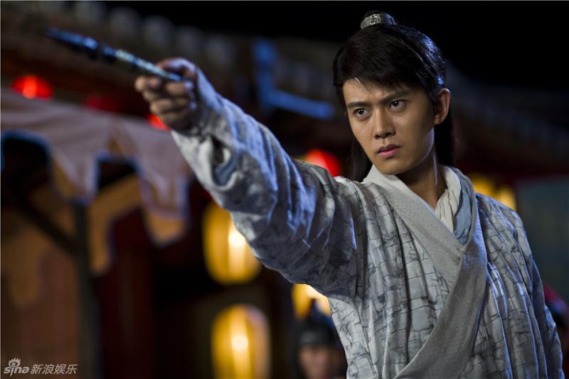 Tong Tian Detective Dee China Drama
