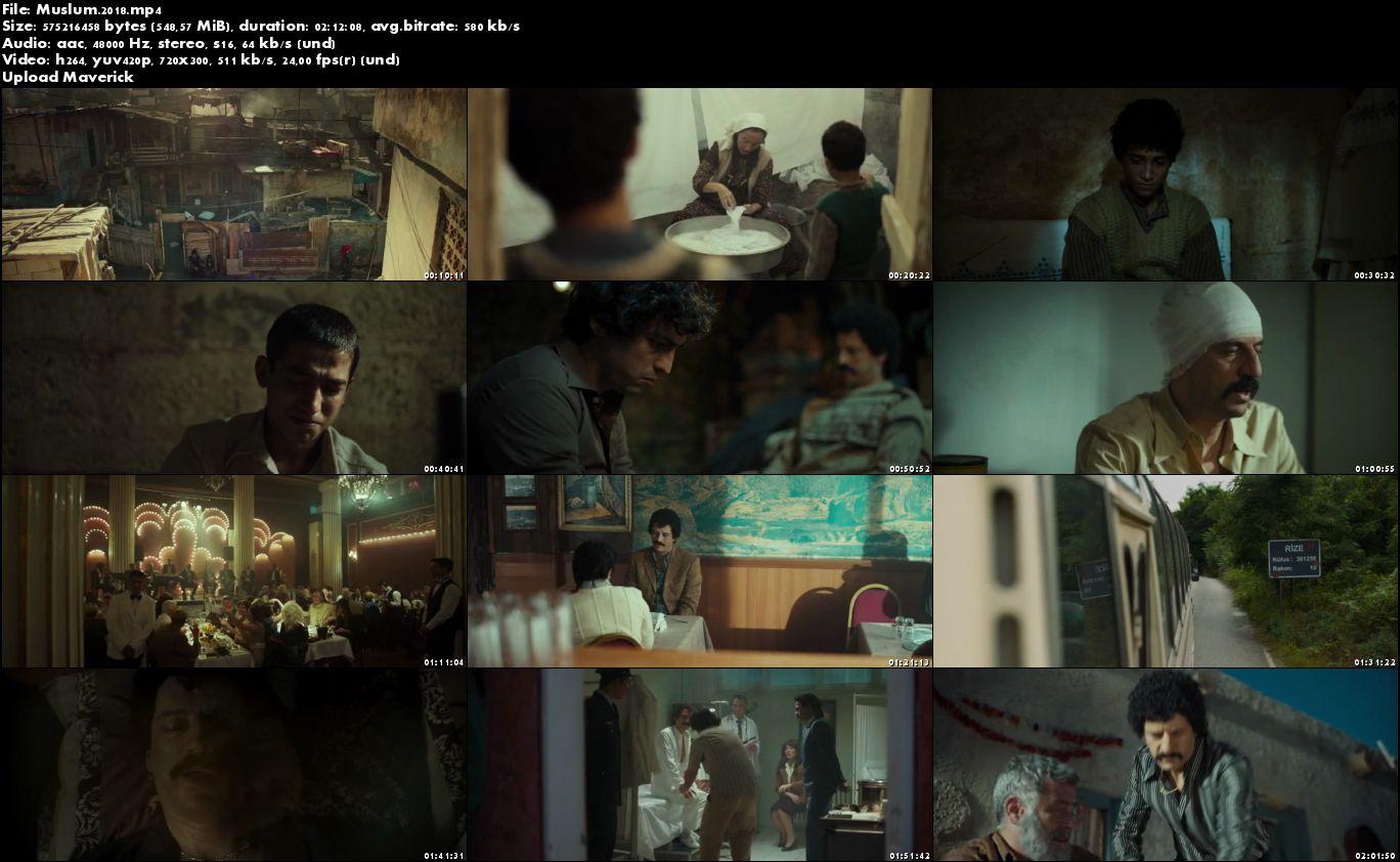 Müslüm - 2018 (Yerli Film) Mp4 indir