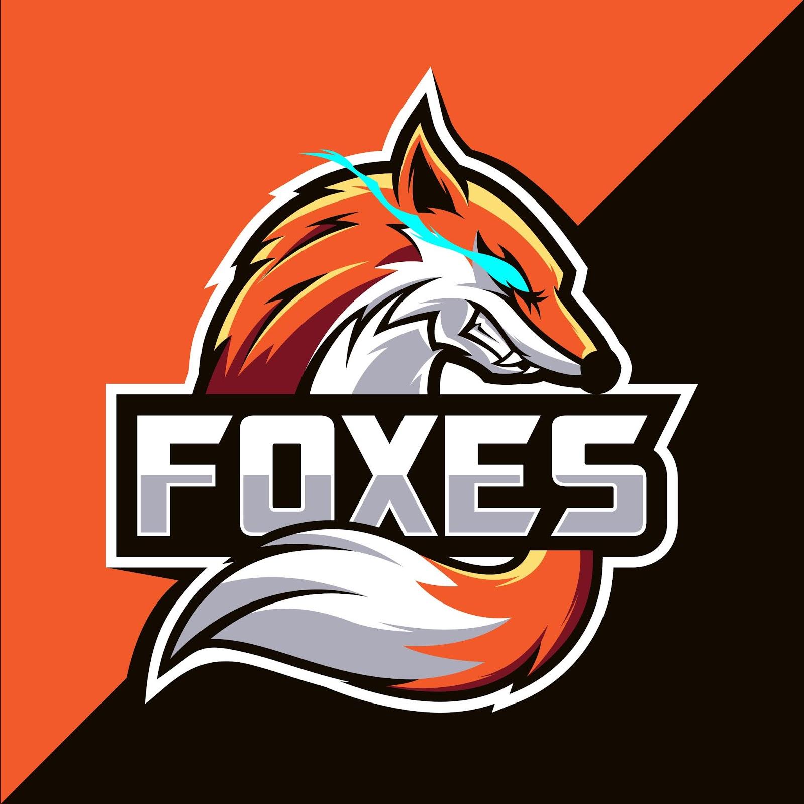 Fox Mascot Esport Logo Free Download Vector CDR, AI, EPS and PNG Formats