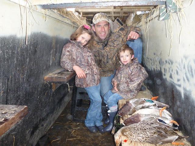 dating a duck hunter