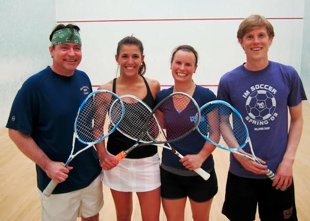 2013 State Mixed Doubles: Champions - Doug Lifford & Fernanda Rocha: Finalists - Breck Haynes & Max Montgelas