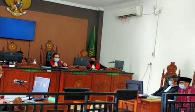 Lanjutan Sidang Dadang, Hakim dengarkan Saksi Ahli