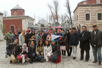 tour turki mei 2015