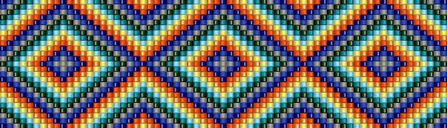 Схемы браслетов ручное ткачество из бисера