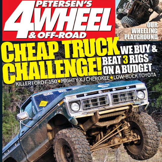 4 wheel off road magazine google. Black Bedroom Furniture Sets. Home Design Ideas