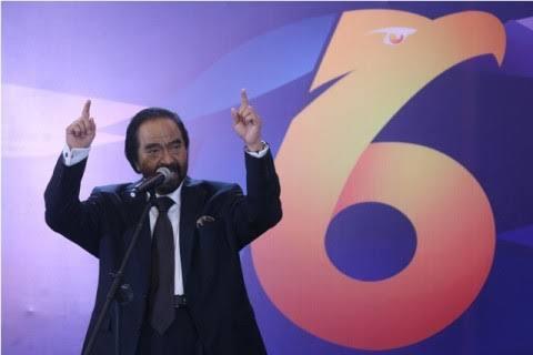 Sadar Oposisi Lemah, Media Surya Paloh Akan Kritisi Pemerintah