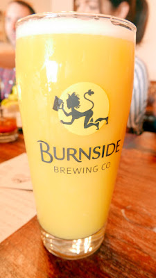 Beer Brunch at Burnside Brewing