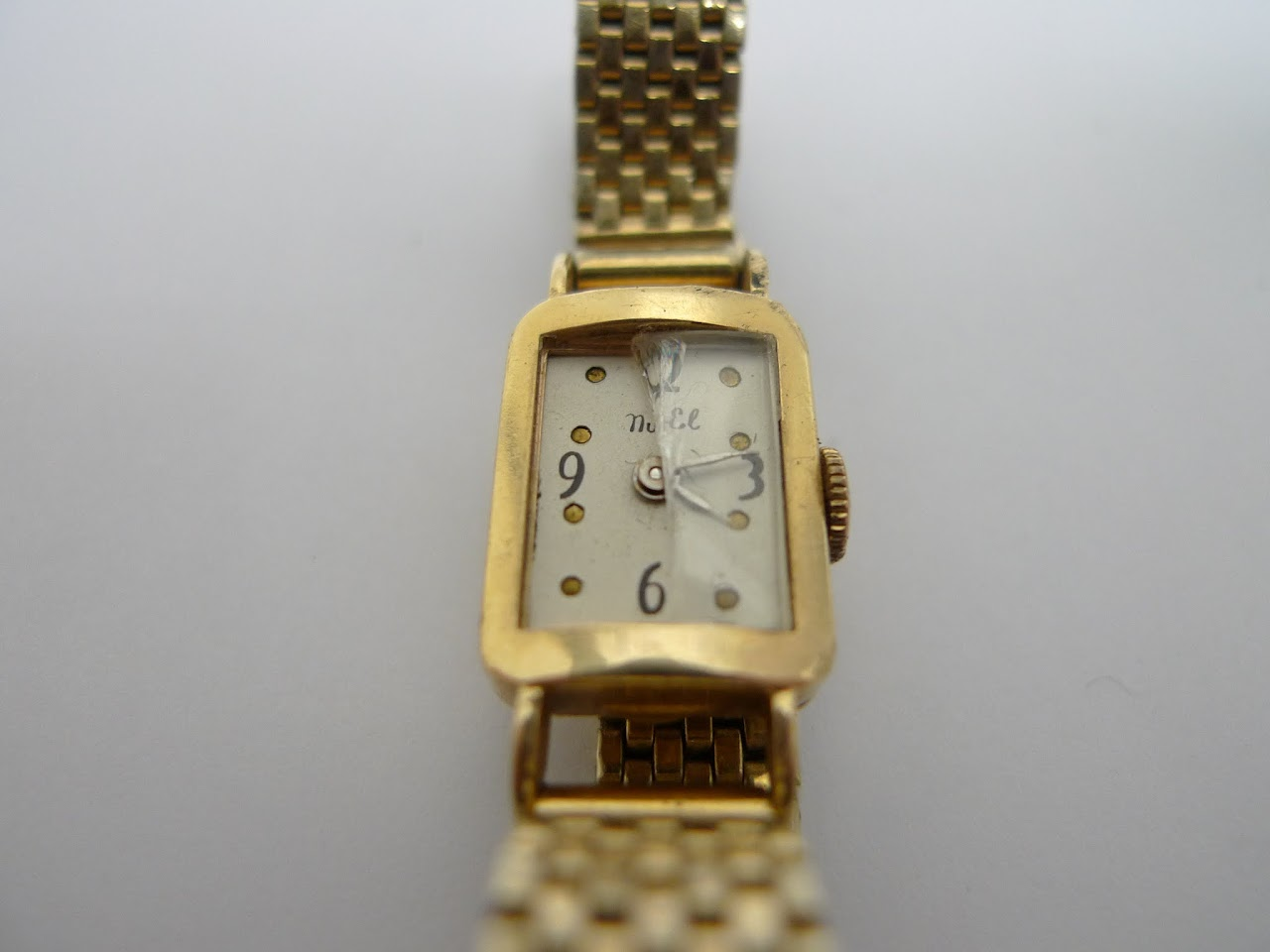 14k and 12k GF Vintage Watch