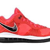 Nike Air Max LeBron 8 Low Listing