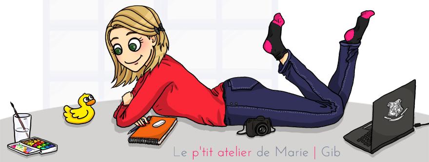 Le p'tit atelier de Marie | Gib