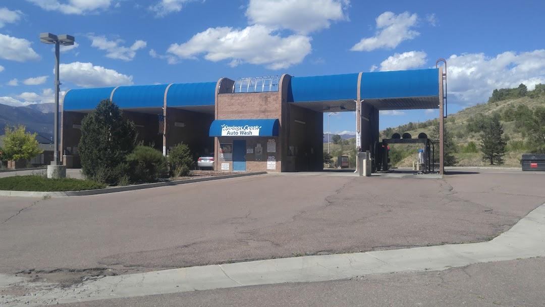 Car Wash At Broadmoor Self Service Car Wash In Colorado Springs