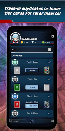 MARVEL Collect! by Toppsu00ae Card Trader 12.1.0 screenshots {n} 6