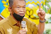 Gubernur Sulteng Gandeng Insan Pers Edukasi Masyarakat Patuhi Prokes