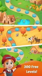 TriPeaks Solitaire Farm - náhled