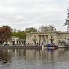 04-05-2013 | Warszawa | Park Łazienkowski, Pałac na wodzie w pełnej krasie.