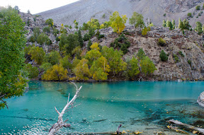 The Third Lake, Naltar Valley