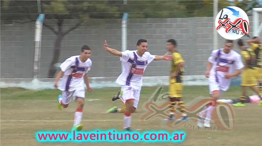 (VIDEO) Liga Andalgalense de Futbol - San Lorenzo vs Aconquija(Anual 2016)