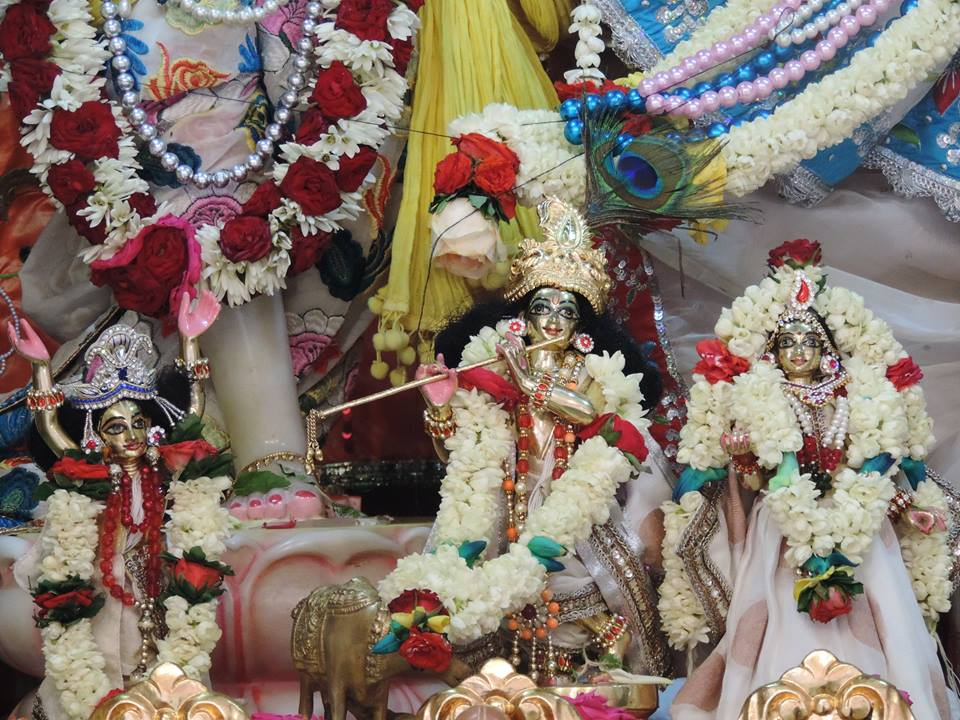 ISKCON Bangalore Deity Darshan 30 May 2016 (8)