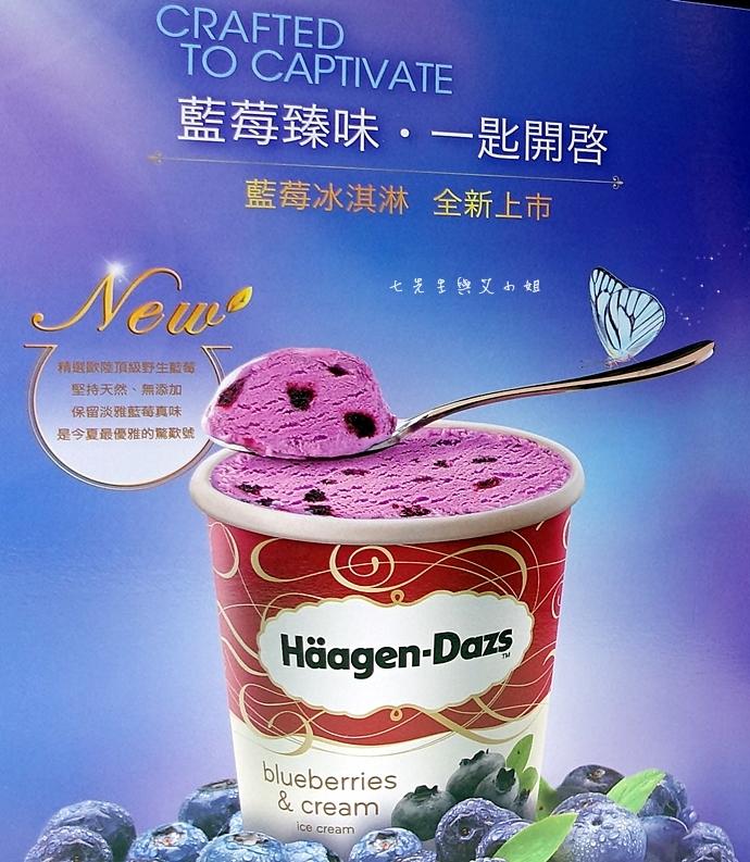 14 Haagen-Dazs 哈根達斯 藍莓午茶好時光