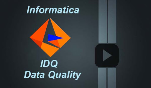 Informatica Data Quality IDQ online training and video tutorial