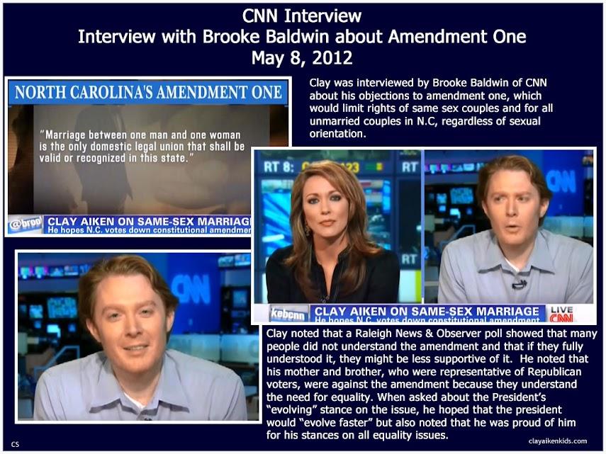 CNN Amendment One