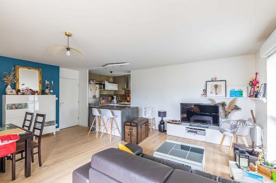 Vente appartement 3 pièces 64,08 m2