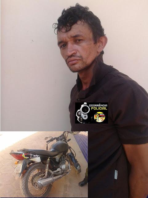 Depois de realizar vários assaltos em Santarém homem é preso pela Polícia Militar.