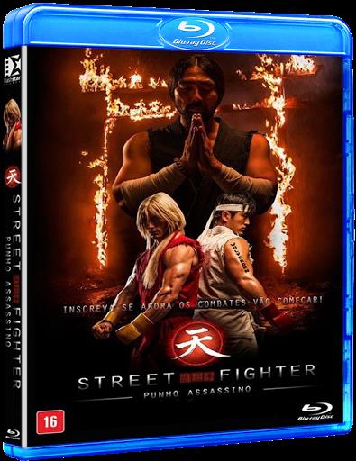 Street Fighter Punho Assassino Torrent