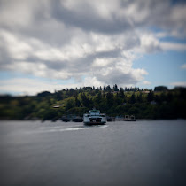 Seattle with the Lensbaby