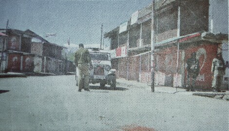 Handwara incident