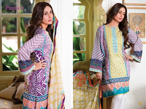 Kareena Lawn Cotton Suits Single Available. 4500inr Each - 12