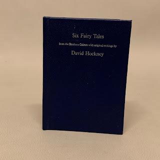 David Hockney 'Six Fairy Tales'