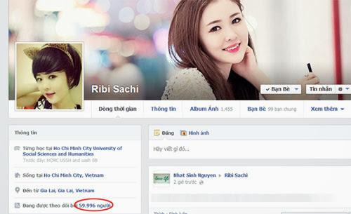 Gia Lai: Cô gái phố núi thu hút hơn 60.000 like trên mạng facebook