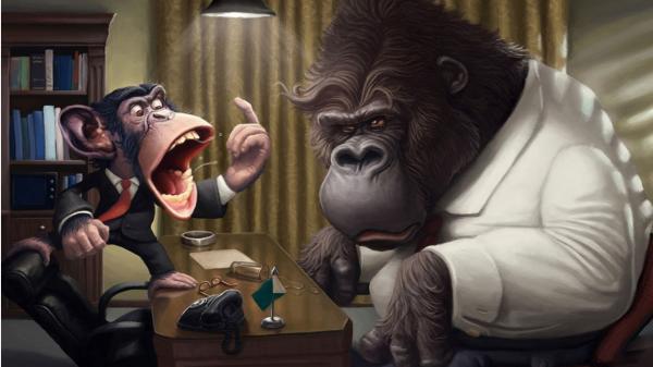 Funny Monkey Business, Magic Animals 1