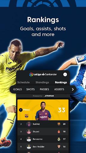 La Liga - Live Soccer Scores, Goals, Stats & News Screenshots 14
