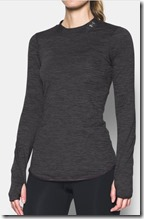Under Armour Cold Gear Mock Neck Top