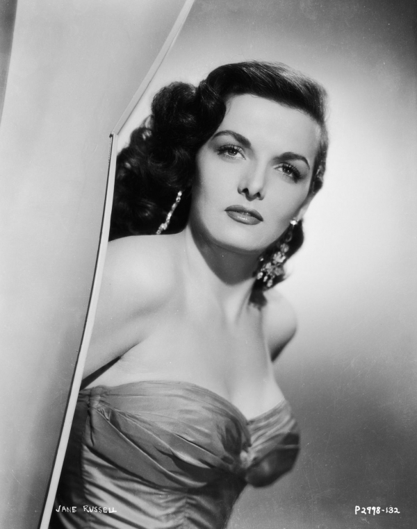 Jane Russell photo gallery - high quality pics of Jane