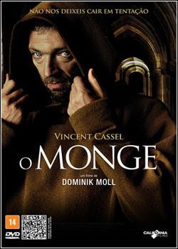 Download Filme O Monge DVDRip AVI Dual Áudio